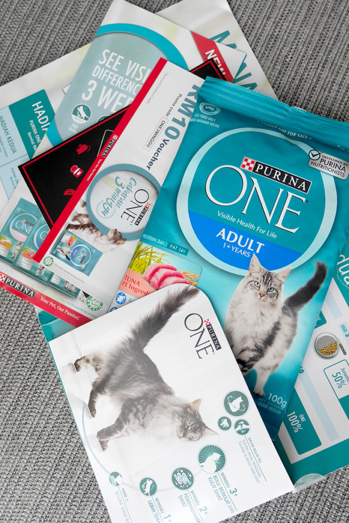 PURINA ONE sample pack