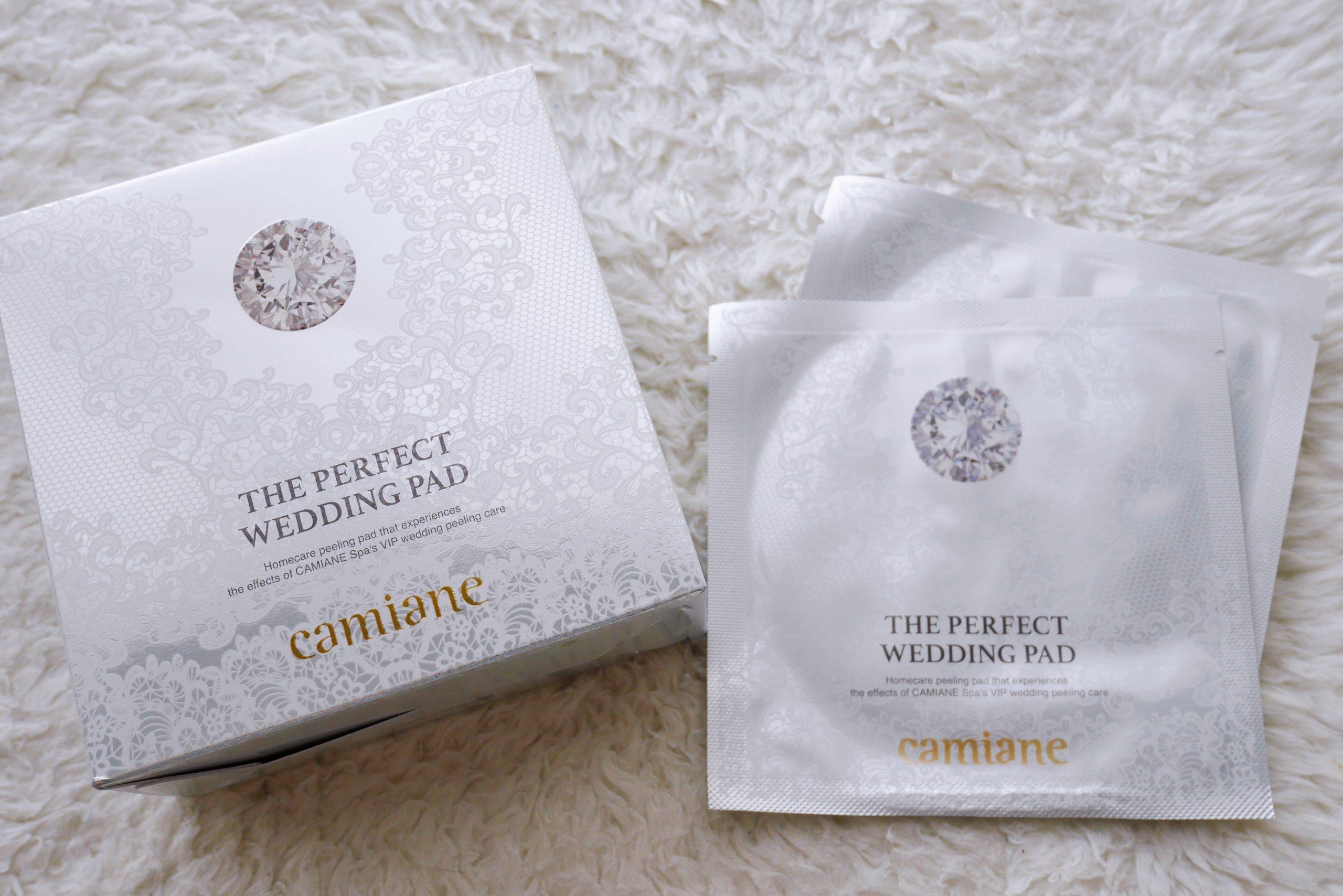 perfect wedding pad